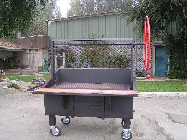 Barbecue Pits - Outdoor Grills - Bar BQ Pits - Smoker Pit Trailers